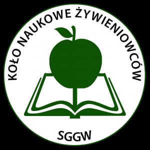 kolo-naukowe- żywieniowców- logo